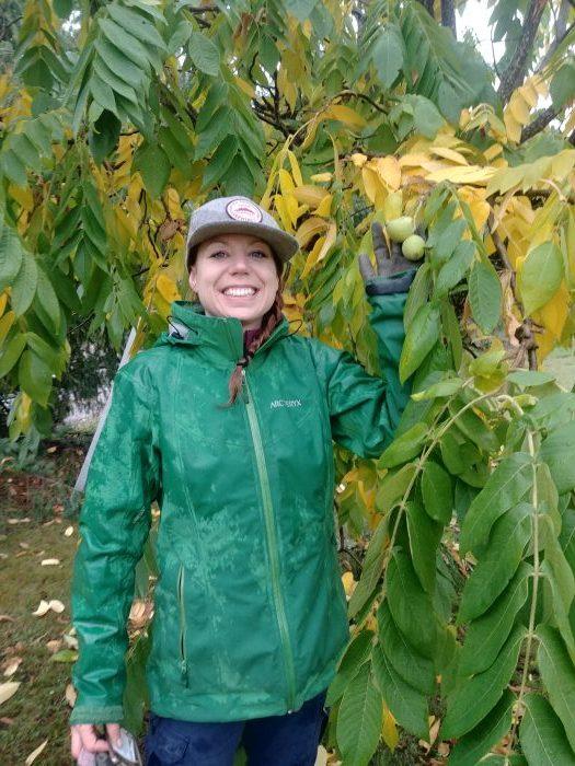 Ashton Pollard - Gleaning Coordinator