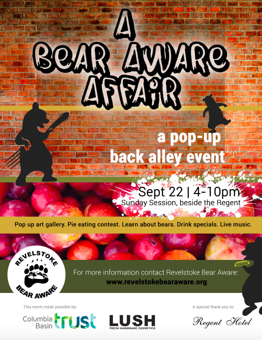 A Bear Aware Affair