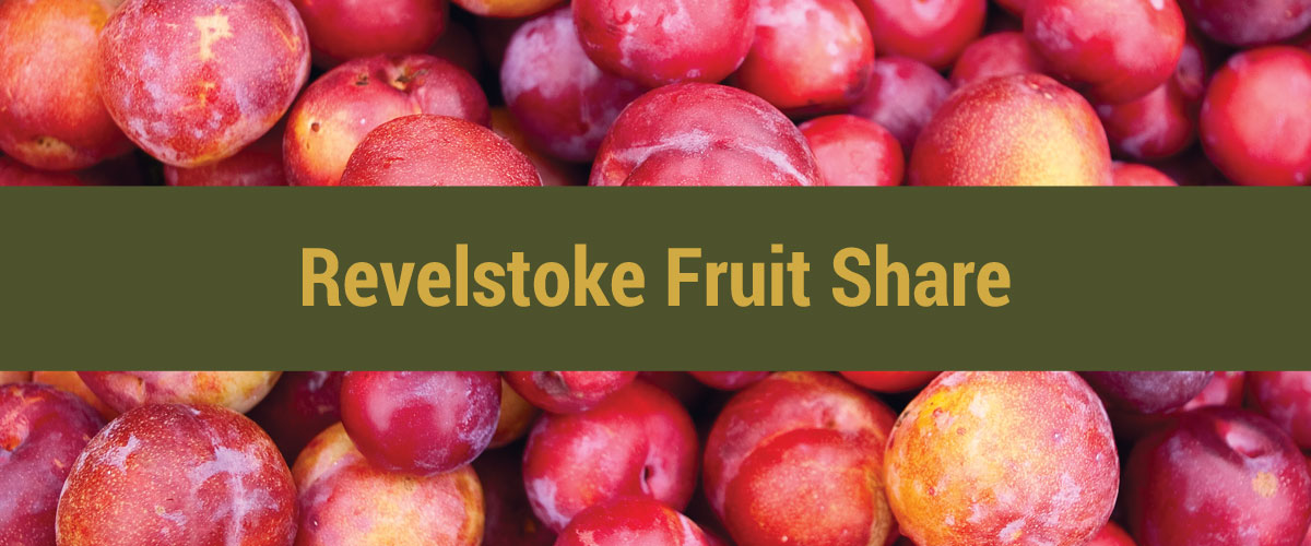 Revelstoke Fruit Share