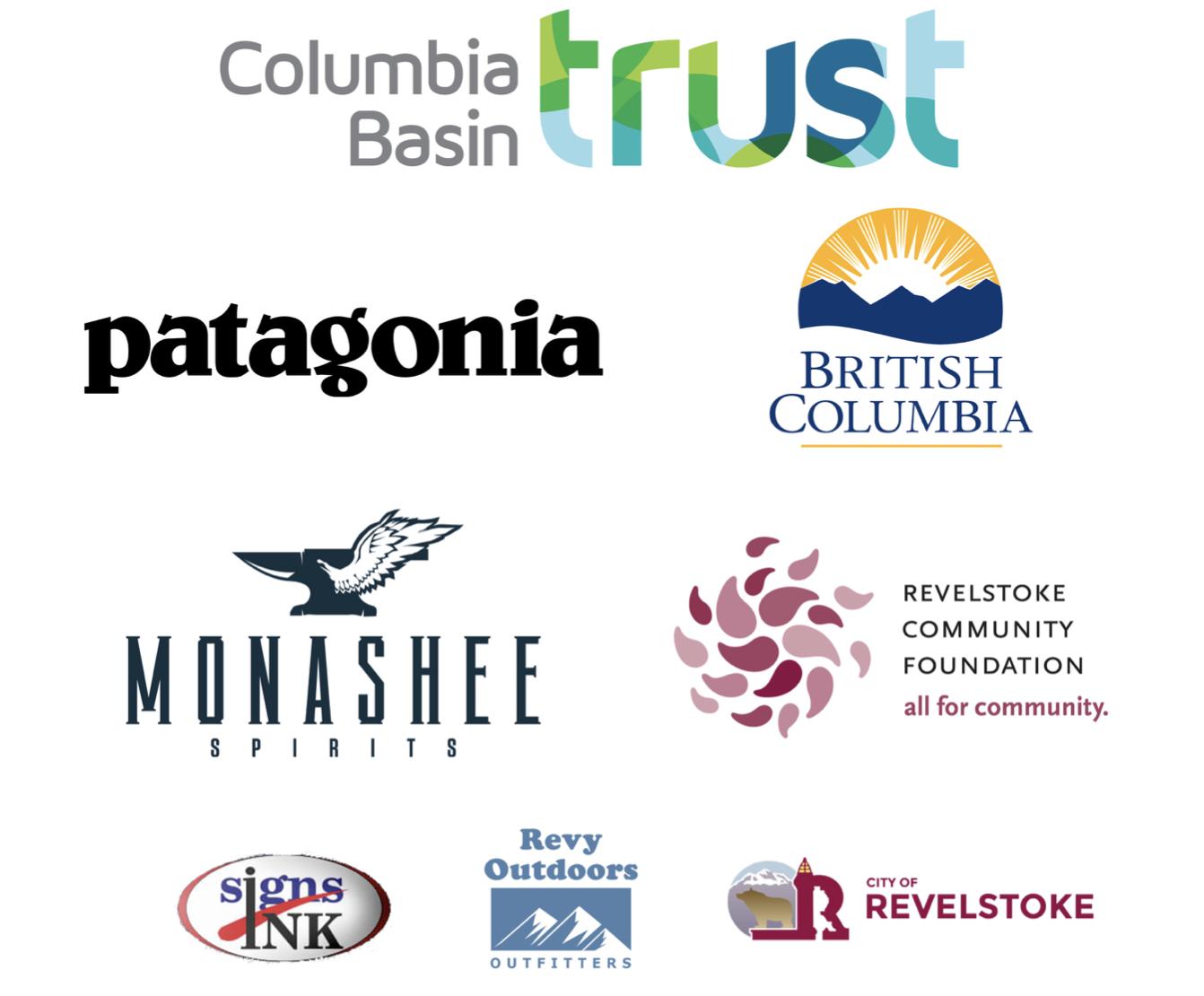 2020 Revelstoke Bear Aware Sponsors